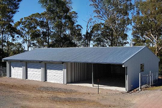 Custom Shed NSW