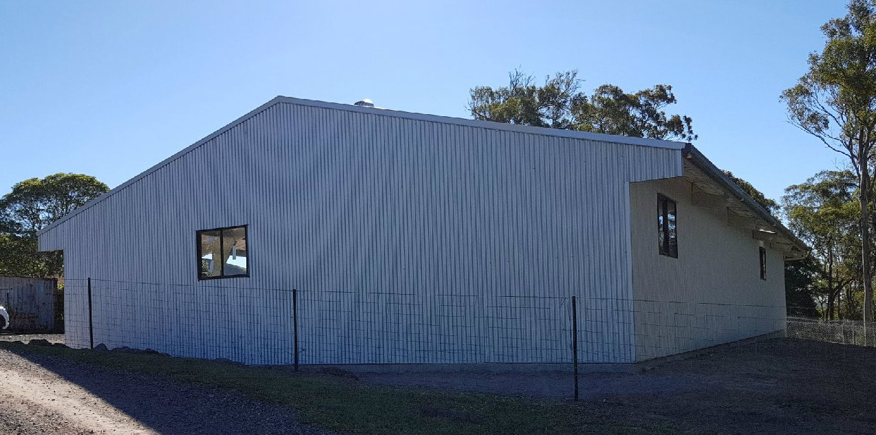 Rural Shed NSW