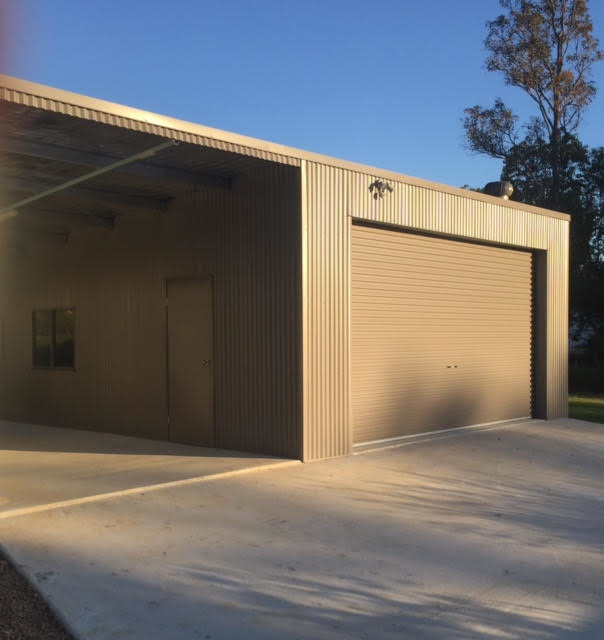 Shed Builders NSW