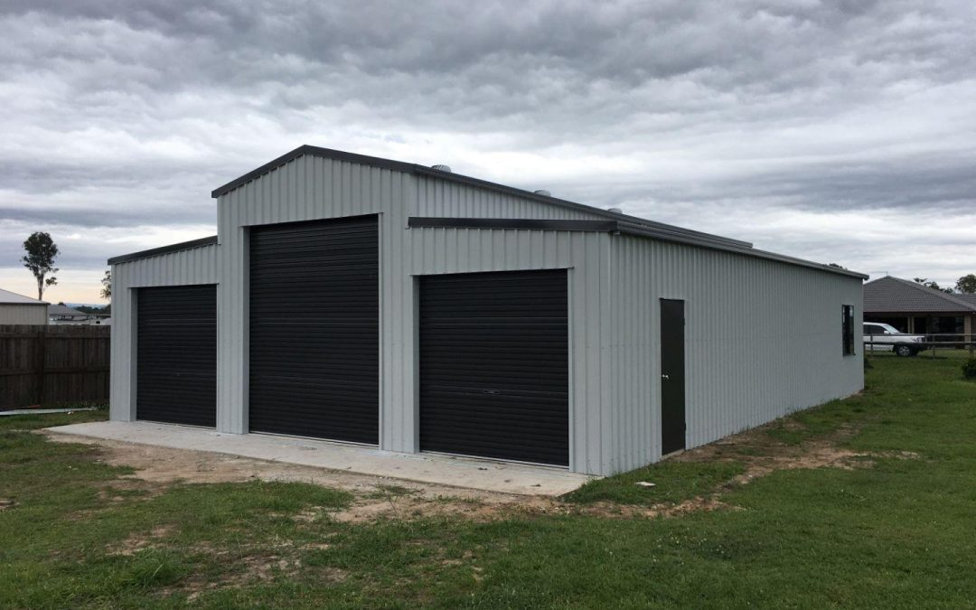 New Sheds From Aussie Made