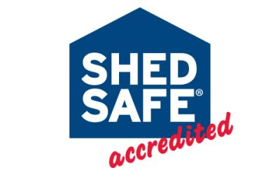 Why ShedSafe Accreditation Matters