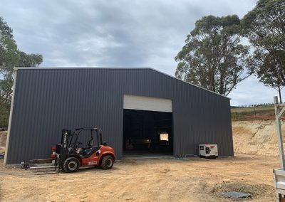 Wesburn shed 1