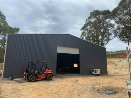 new rural shed